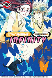 oyayubihime infinity. volume one on sale june 28th. buy it.